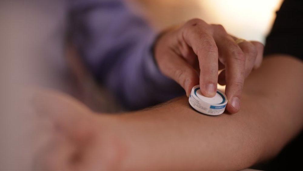 Kết quả, thử nghiệm, miếng dán vaccine ngừa Covid-19, cho thấy, hứa hẹn
