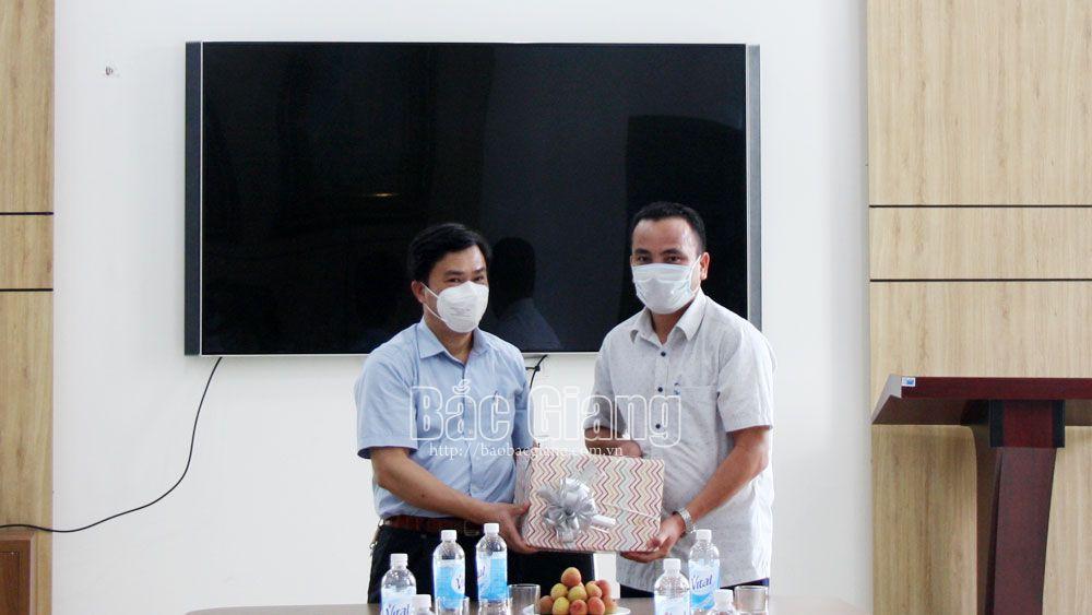 Bắc Giang, đoàn tình nguyện, hỗ trợ, chống dịch