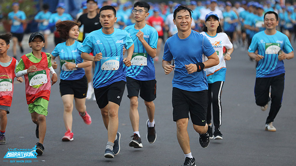 Virtual race, Vietnam's vaccine fund, Run for Vaccine, Steps of Solidarity, virtual certificate,  virtual medal,  meaningful journey