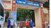 Bắc Giang: F0 trốn khu điều trị đi mua đồ ăn, UBND huyện Hiệp Hòa vào cuộc chỉ đạo xử lý nghiêm