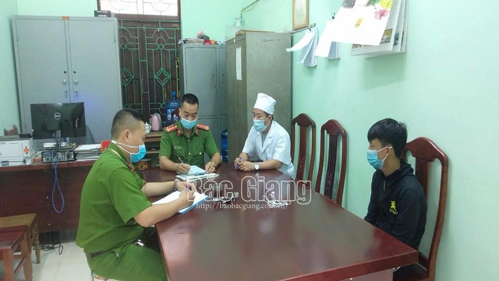 xử phạt, công an, Bắc Giang, Covid-19, Việt yên, dịch bệnh