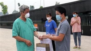 Bắc Giang: Toàn tỉnh có 207 bệnh nhân  Covid-19  được ra viện