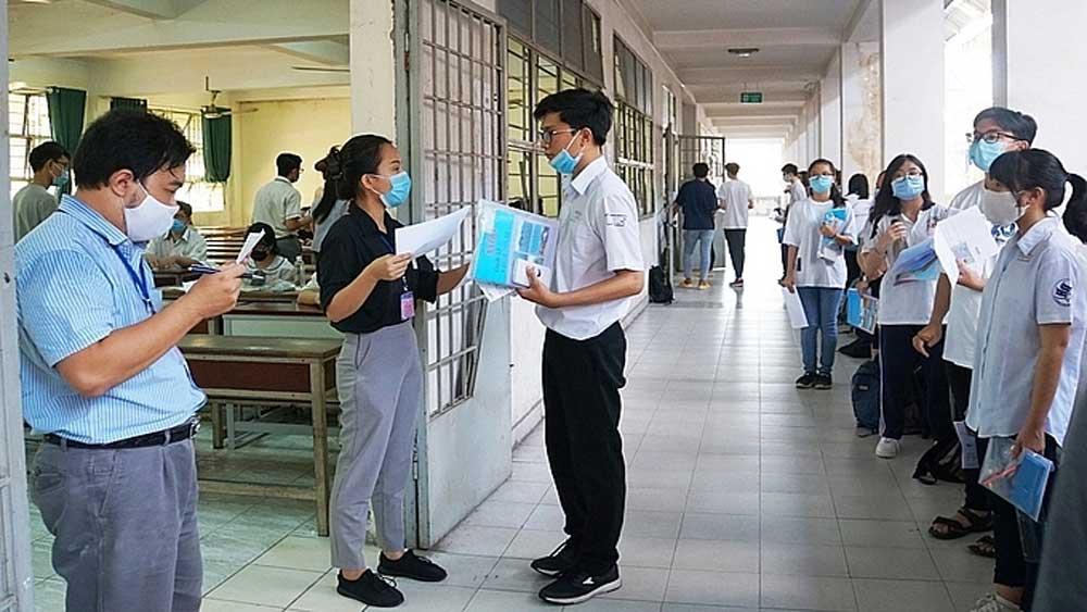 Đại học Quốc gia Hà Nội tổ chức thi đánh giá năng lực học sinh THPT trong điều kiện giãn cách xã hội