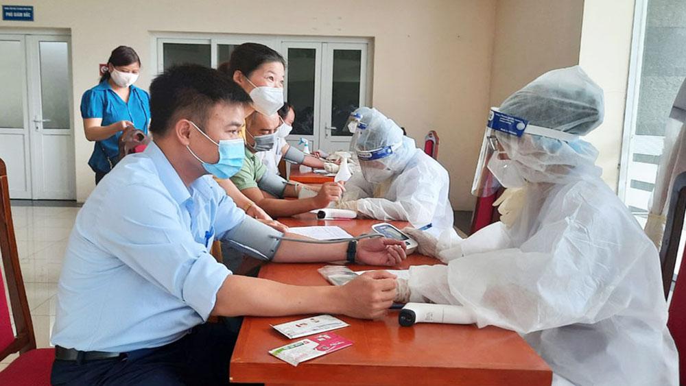 Bác sĩ, chống dịch, Covid-19, Bắc Giang, tâm dịch