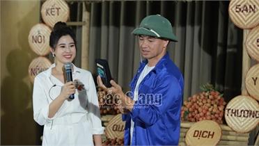 """Vải thiều Bắc Giang được đặt mua nhiều nhất tại chương trình """"Kết nối nông sản - San sẻ yêu thương - Vượt qua đại dịch"""""""