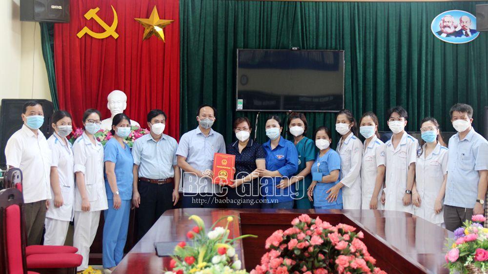Dịch Covid tại Bắc Giang, Việt Yên, Dịch covid-19, Tâm dịch Việt Yên