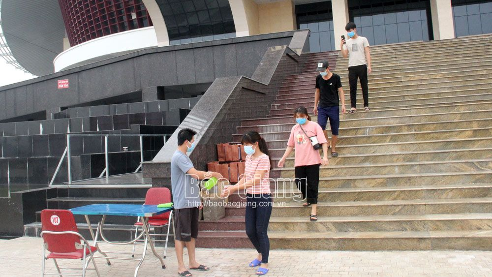Bắc Giang: 431 bệnh nhân nhiễm Covid-19 được ra viện