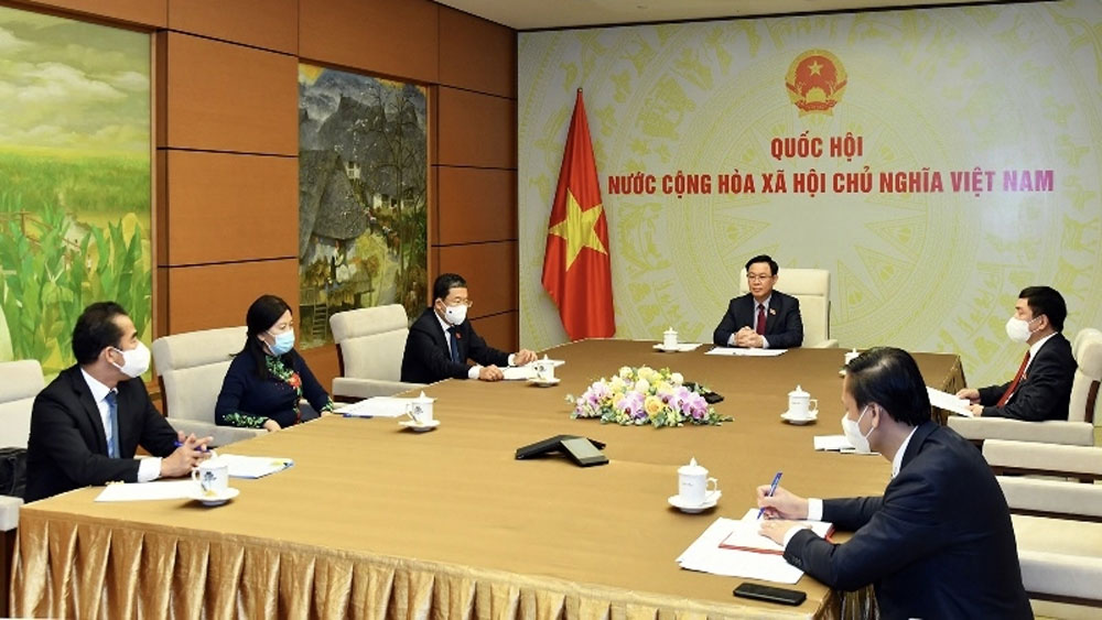 Russia, transferring vaccine production technology, Vietnam, Covid-19 vaccine, Sputnik V, national liberation, friendship parliamentarians