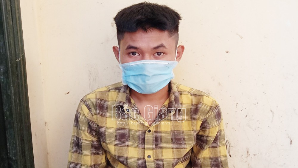 Công an, huyện Việt Yên, bắt giữ ,đối tượng, hành vi, Chống người thi hành công vụ, phòng, chống dịch