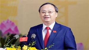 Bí thư Tỉnh ủy Hưng Yên làm Tổng Giám đốc Đài tiếng nói Việt Nam