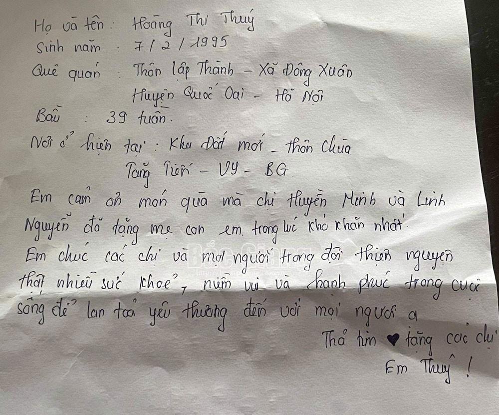 Bắc Giang, chống dịch, hỗ trợ bà bầu, Việt Yên