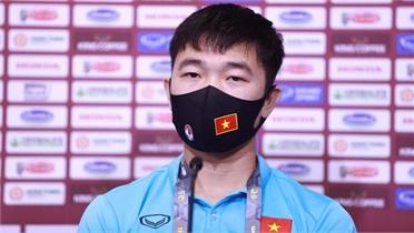 Xuân Trường tự tin trước trận đấu với Malaysia dù thiếu Quang Hải, Tuấn Anh