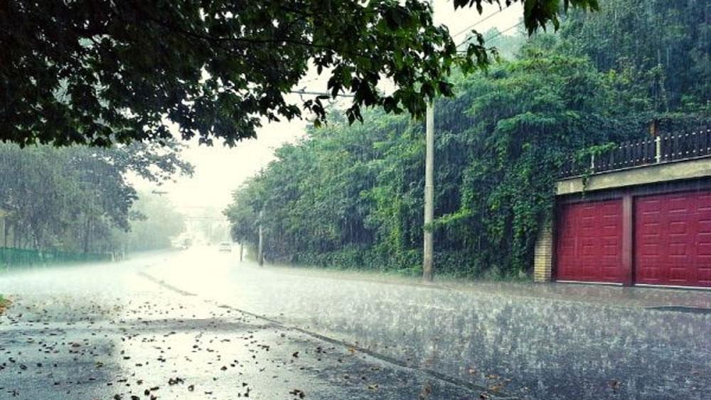 Vùng áp thấp có khả năng mạnh thành áp thấp nhiệt đới