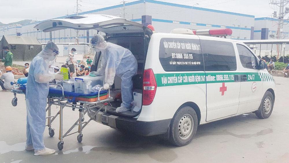 Lái xe cứu thương: Đội vận chuyển đặc biệt