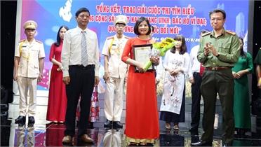 Bắc Giang: Đổi mới, sáng tạo trong học tập, làm theo tư tưởng, đạo đức, phong cách Hồ Chí Minh