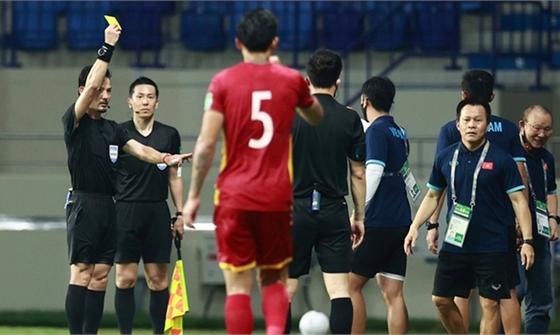 HLV Park bị cấm chỉ đạo trận đấu với UAE