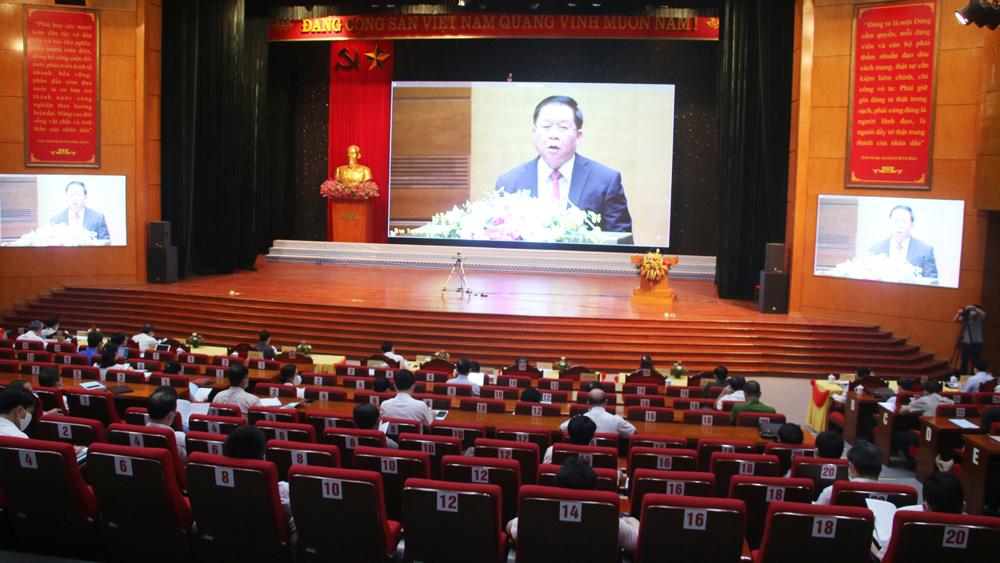 Bắc Giang; tuyên giáo; sơ kết Chỉ thị số 05; học và làm theo Bác