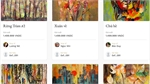 Bringing artwork into digital space