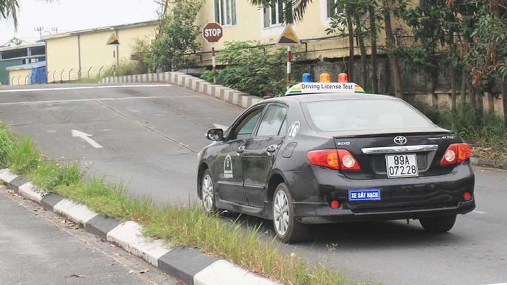 Bổ sung 100 tình huống giao thông vào chương trình đào tạo lái xe