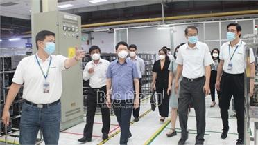 Công ty Fuhong - Điển hình tổ chức sản xuất an toàn dịch bệnh