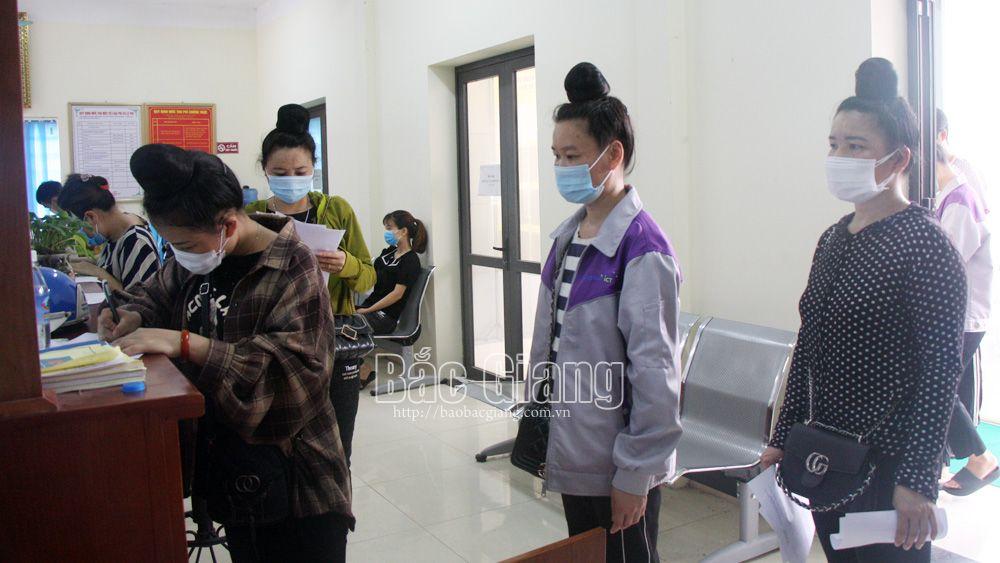 Bắc Giang, phòng dịch, Covid-19, công nhân, Việt Yên, Sơn La