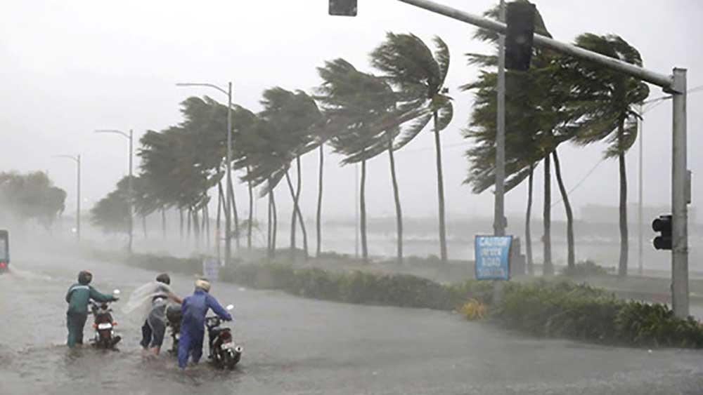 Storm Koguma, weakens, hitting northern Vietnam, tropical depression,  maximum wind speed, heavy rains