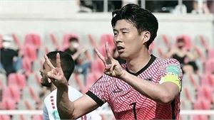 Son Heung-min giúp Việt Nam tiến sát vòng loại cuối World Cup