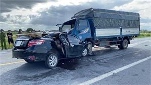 Tai nạn giao thông đặc biệt nghiêm trọng làm 3 người tử vong tại Hưng Yên