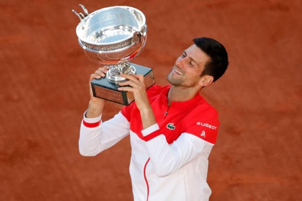 Djokovic,Roland Garros,Tsitsipas,chung kết Roland Garros