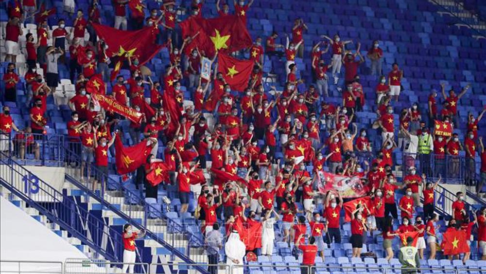 Liên đoàn Bóng đá UAE ; FIFA World Cup 2022; Đội tuyển Việt Nam