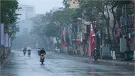 Các khu vực trên cả nước ngày nắng, chiều, tối có mưa dông