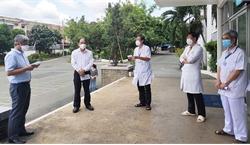 Lập Bộ phận thường trực đặc biệt chống dịch tại TP HCM
