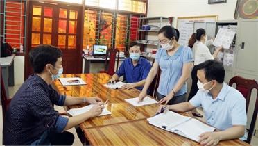 Công tác kiểm tra, giám sát ở Đảng bộ huyện Tân Yên: Kiện toàn đội ngũ, kịp thời kiểm tra dấu hiệu vi phạm