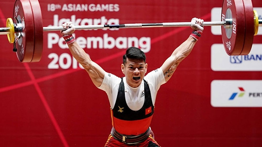 Weightlifting, three more berths, Tokyo Olympics, Vietnam's official berths, qualifying competitions, world's largest sporting event