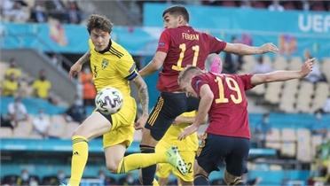 Tây Ban Nha ra quân nhạt nhoà ở Euro 2021