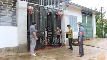 Tổ Covid cộng đồng - Những kinh nghiệm từ chống dịch ở Bắc Giang
