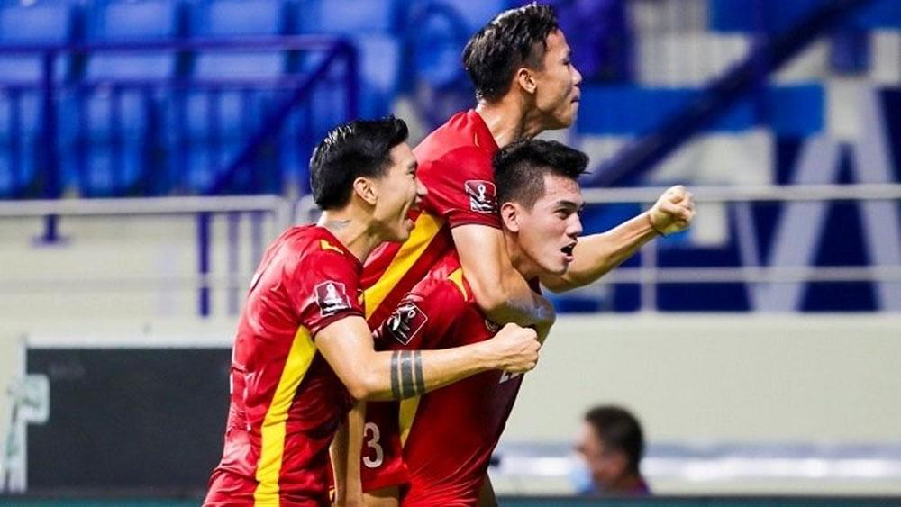 FIFA encourages Vietnam ahead of important World Cup qualifier against UAE