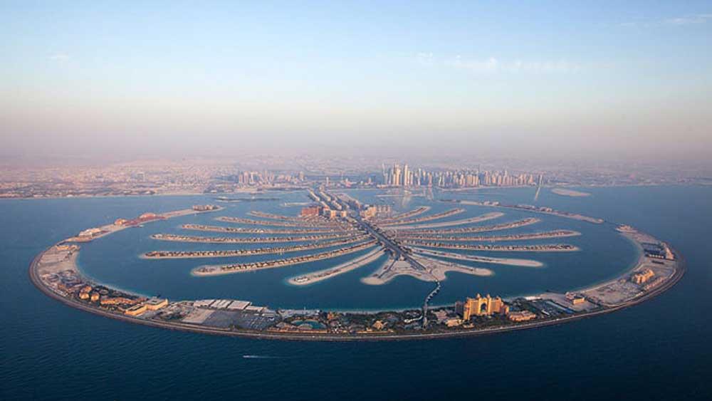 Khám phá đất nước UAE