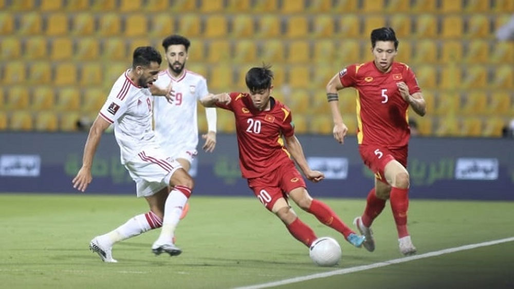 Vietnam make history with first-ever slot in final round of World Cup qualifiers