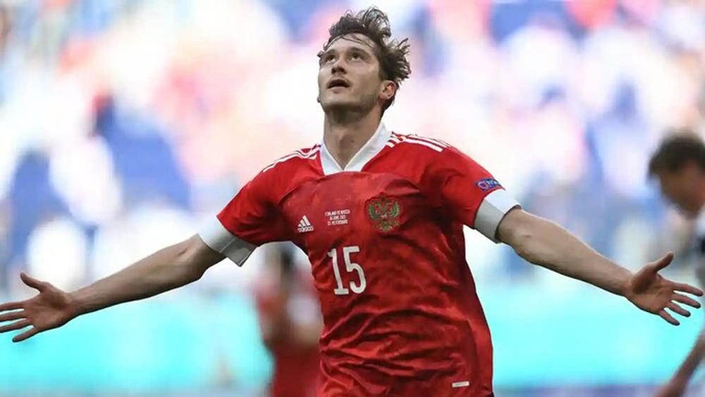 Euro 2020: Tuyệt phẩm cứa lòng giúp Nga giành ba điểm