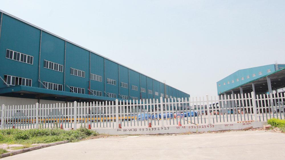 Bắc Giang, sản xuất, chống dịch, doanh nghiệp đóng cửa, hệ lụy, Covid-19, chuỗi cung ứng toàn cầu