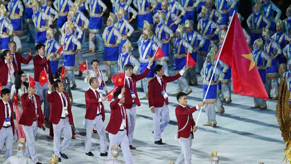 Đoàn thể thao Việt Nam, tham dự , Olympic Tokyo 2020, 38 thành viên