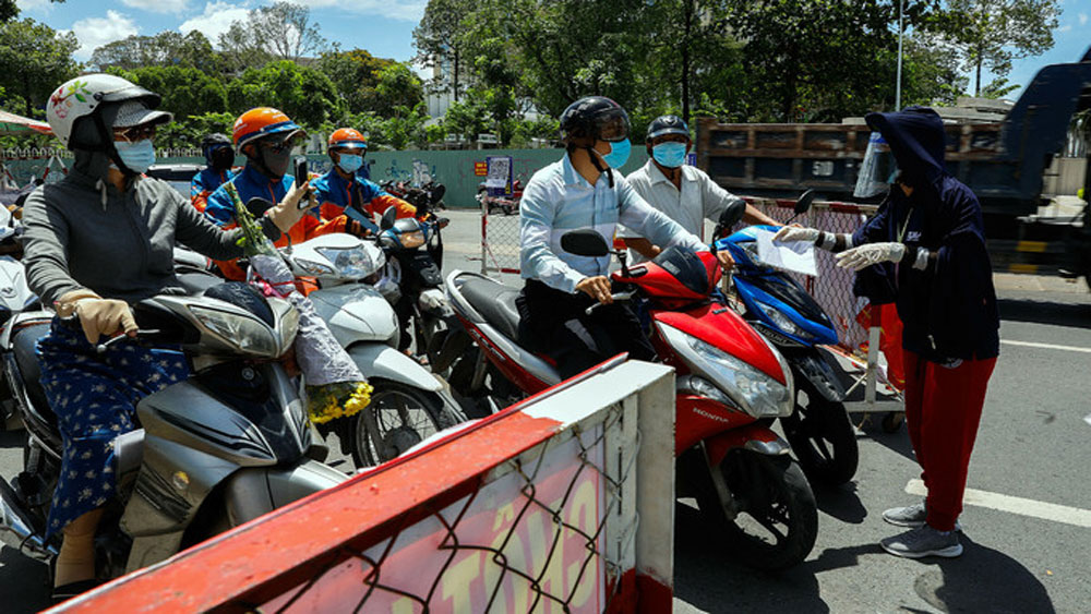 Vietnam records 81 more domestic Covid-19 patients, mostly in HCMC
