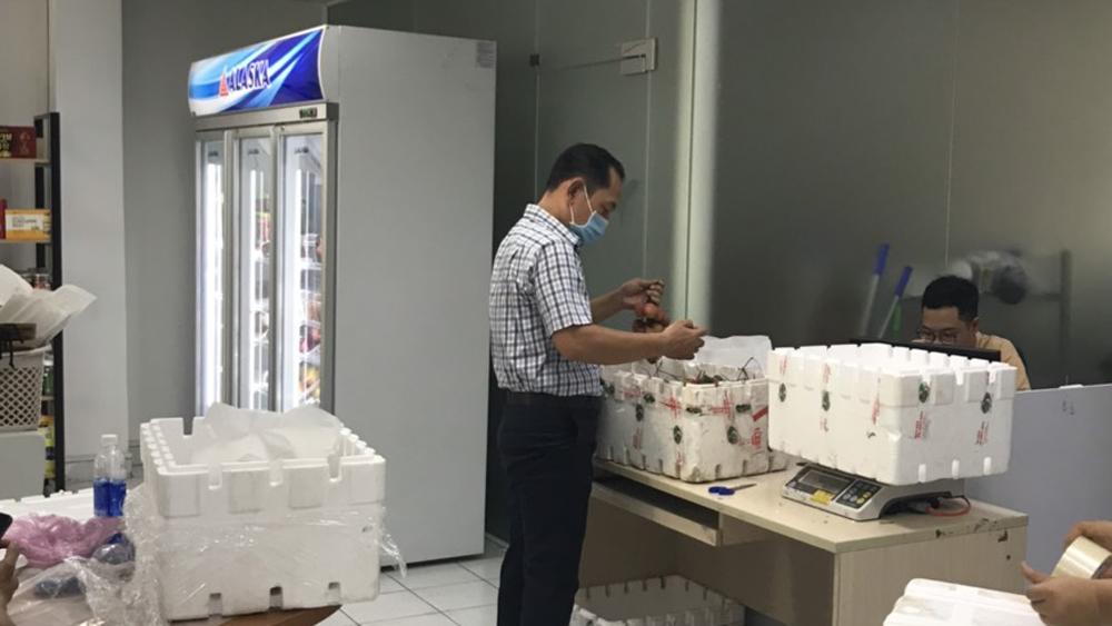 Vải thiều Bắc Giang, vải thiều, tiêu thụ, Hội Đồng hương, người Bắc Giang tại TP Hồ Chí Minh