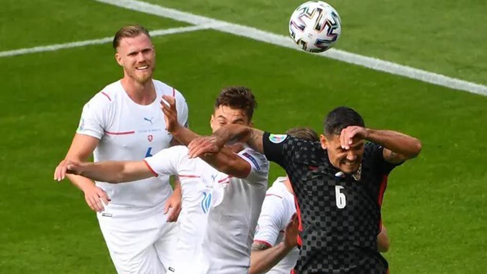 Euro 2020: Croatia lâm nguy khi hòa CH Czech