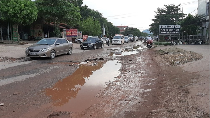 Over 900 billion VND invested in national road No.31 passing Bac Giang province