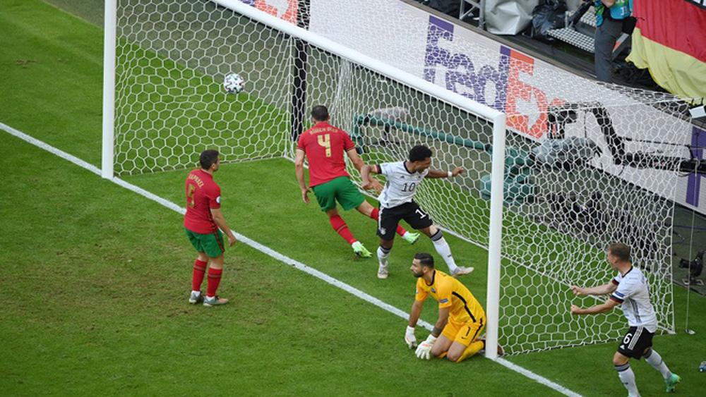 EURO2020: Đức thắng ngược Bồ Đào Nha 4-2
