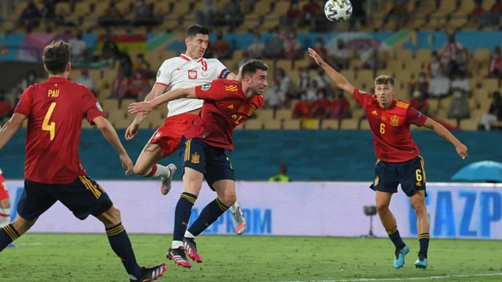 EURO 2020: Ba Lan khiến Tây Ban Nha lâm nguy