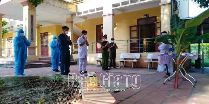 Covid-19, Lục Nam, Bắc Giang, cách ly tập trung, xử phạt