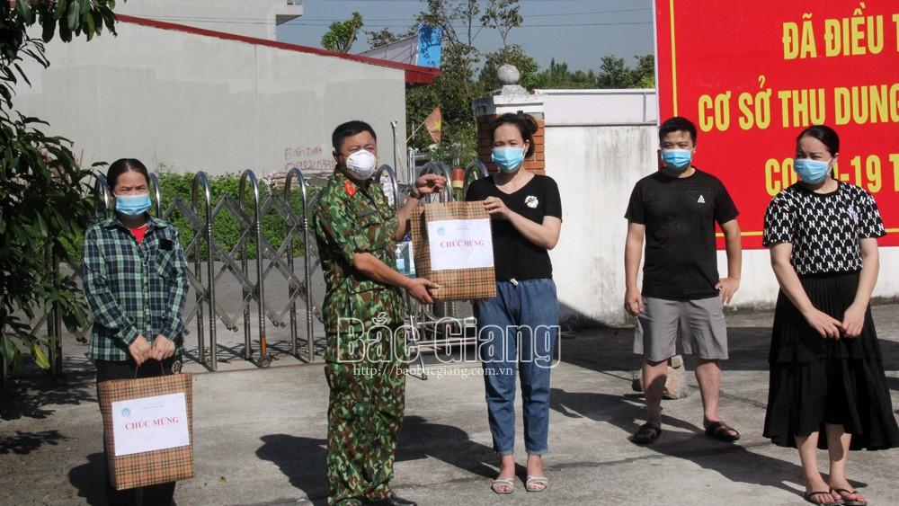 bệnh nhân, Covid-19, ra viện, Bắc Giang
